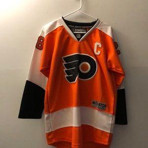 Men's Philadelphia Flyers Claude Giroux Jersey